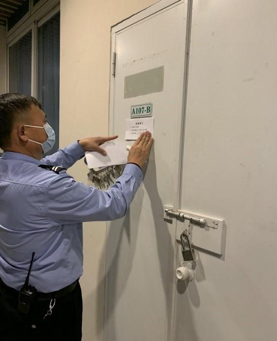 加强疫情常态化防控,后勤筑牢冬季校园安全屏障